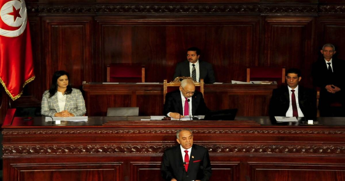 Tunisian lawmakers vote on new government amid opposition