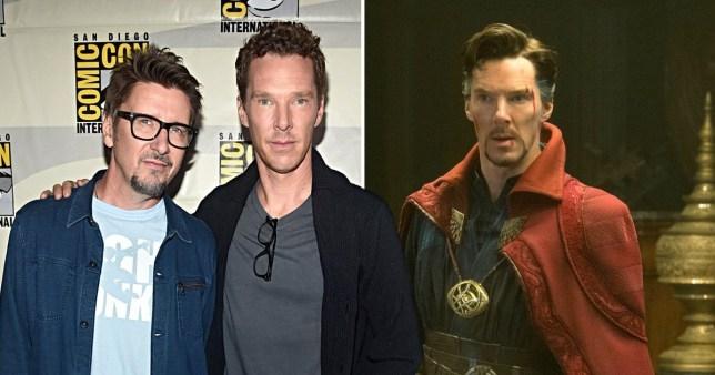 Doctor Strange sequel director steps down