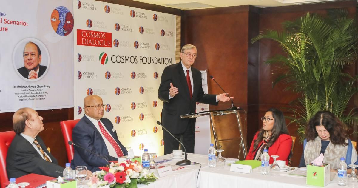 UK irreplaceable for Bangladesh: Ex-Slovenian President Türk