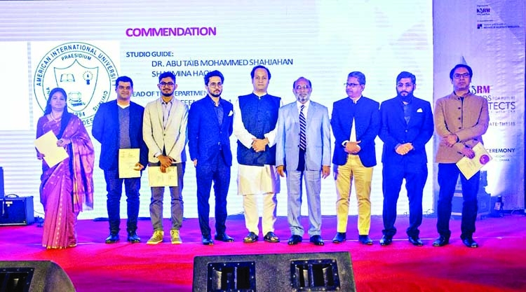 KSRM awards new architects