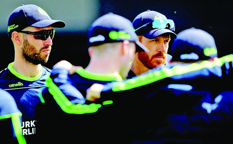Ireland seek consolation win in 3rd ODI