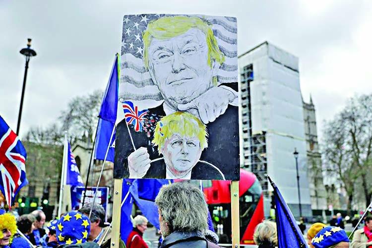France rejects 11-month deadline UK sets on EU trade talks