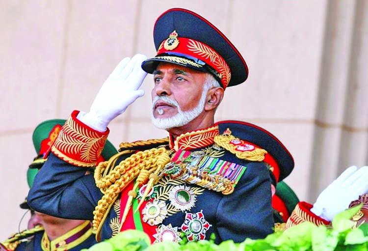 Qaboos shielded Oman from region's turmoil
