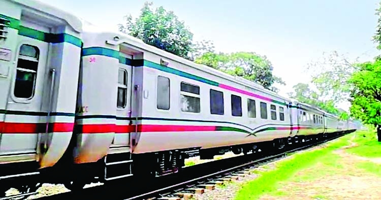 Two inter-city trains to make stoppages at Sitakunda