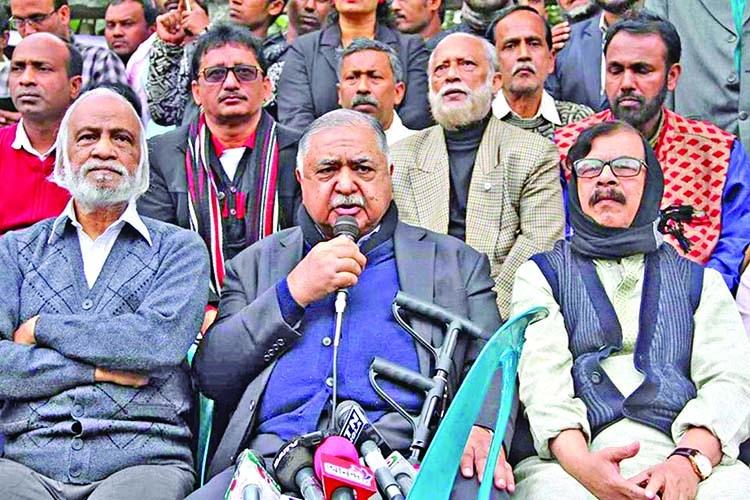 Rape incidents turned epidemic: Dr Kamal