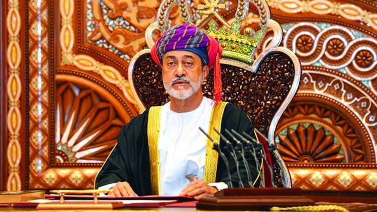 Haitham sworn in as Oman's new sultan
