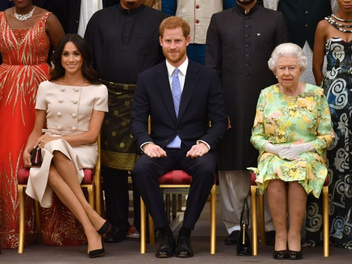 Queen and Prince Harry to hold face-to-face talks
