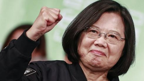 Taiwan's Tsai wins second presidential term