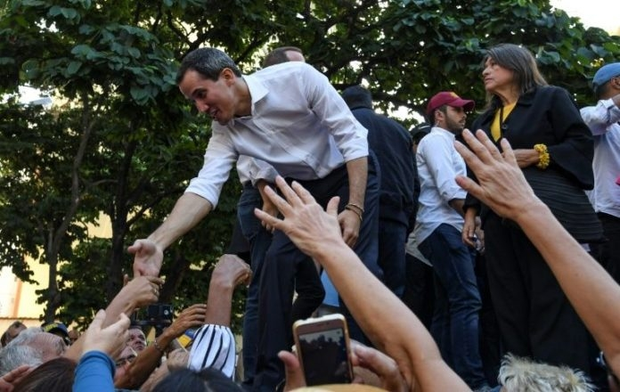 Venezuelan opposition leader says talks with Maduro unlikely