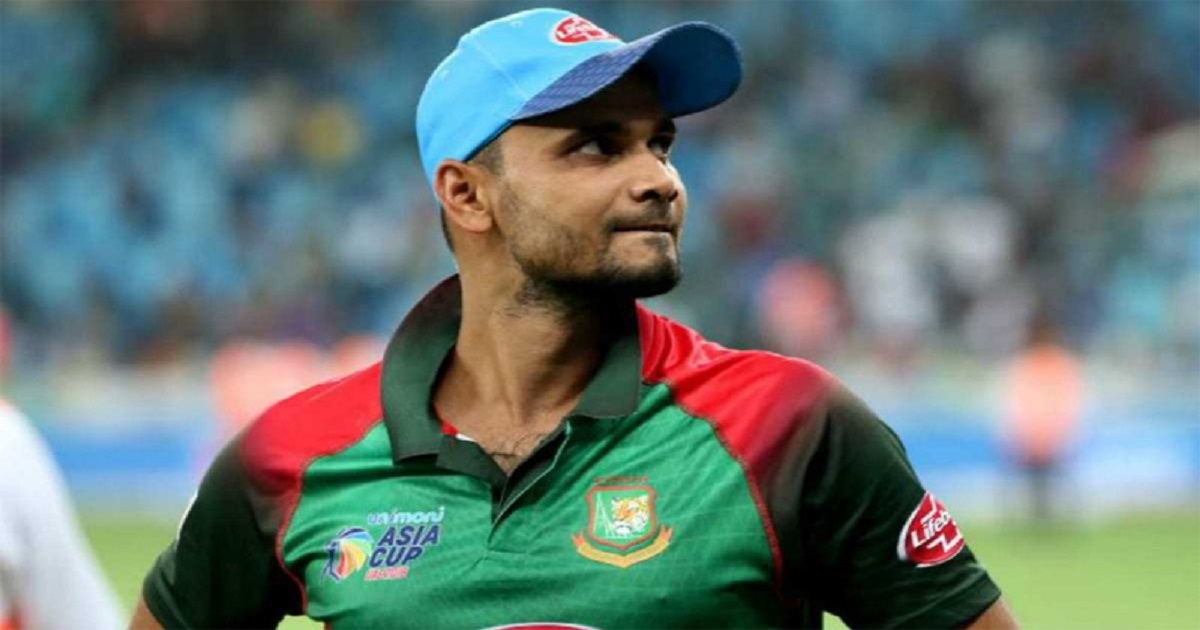 Mashrafe dropped from new central contract