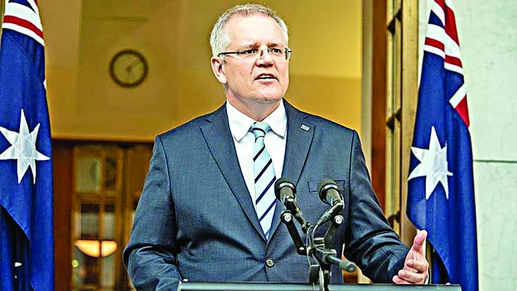 Morrison proposes high-powered inquiry into bushfires response