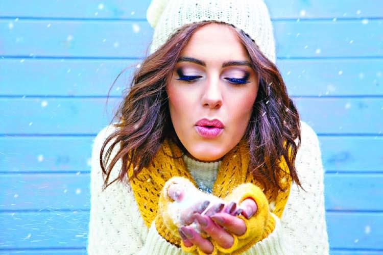 Winter proof- your makeup