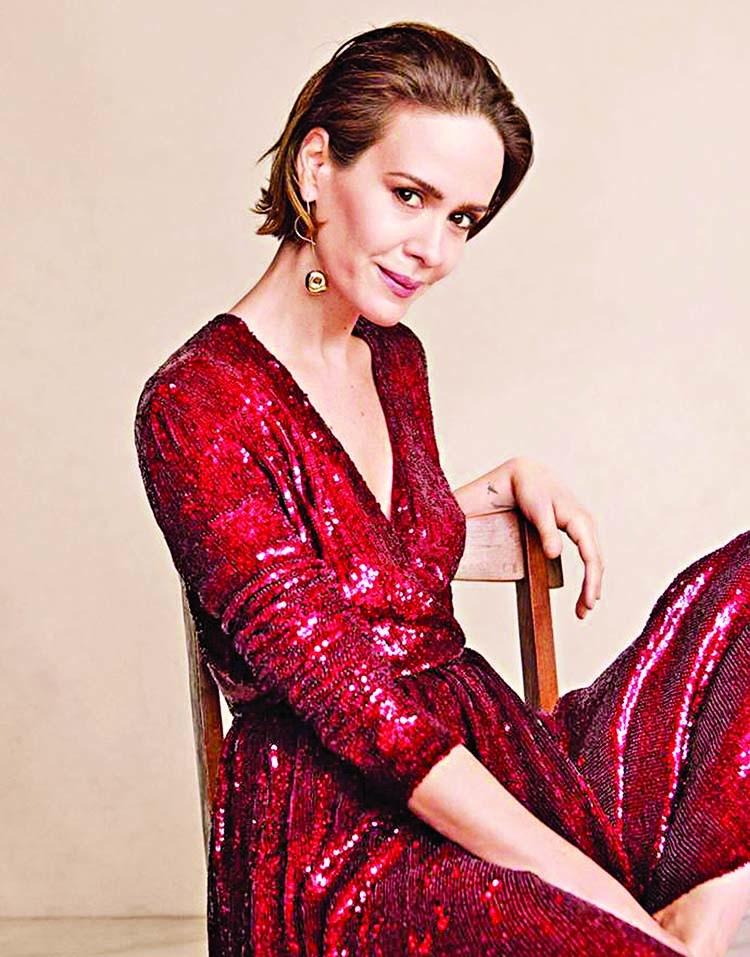 Sarah Paulson returns to 'American Horror Story'