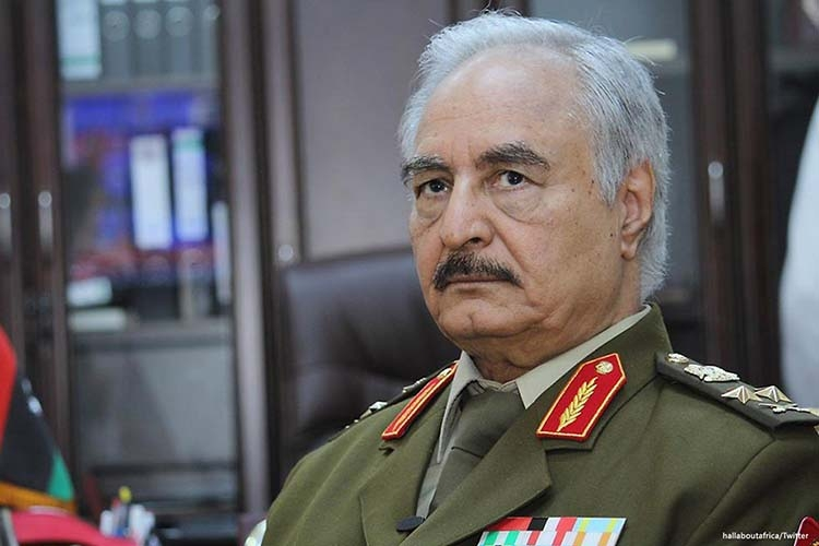 Hifter's forces will abide by Libya ceasefire deal