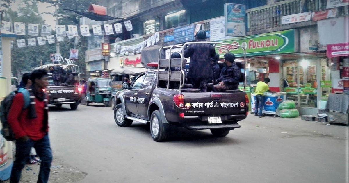 Voting underway in Chattogram-8 by-polls