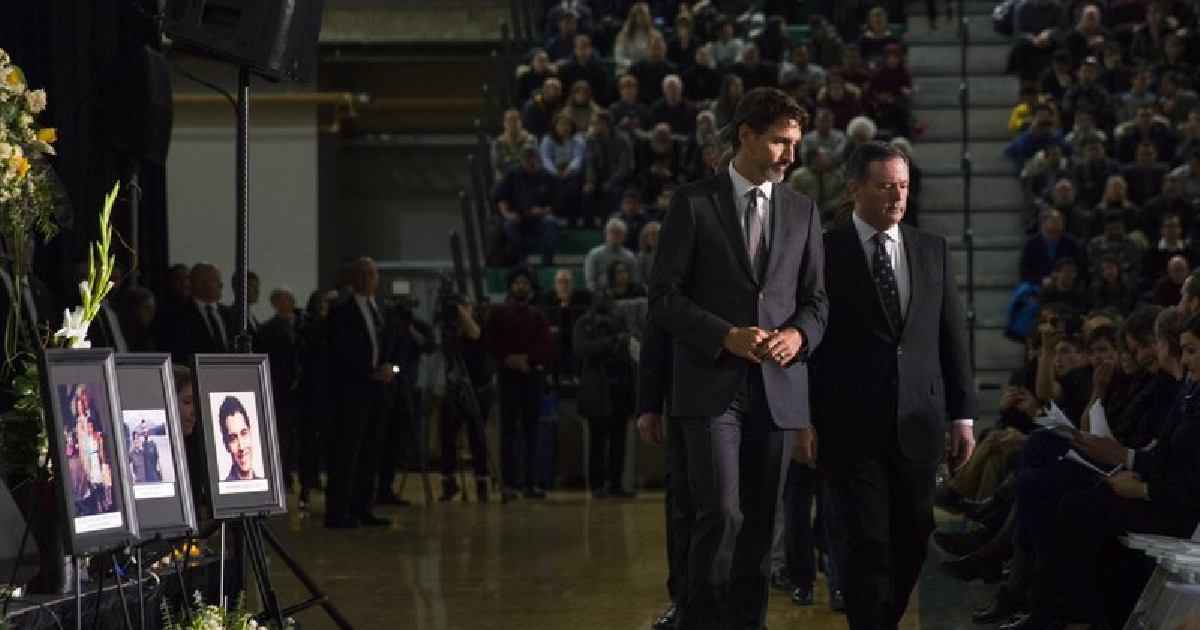 Canada PM Trudeau: Iran plane families will get answers
