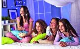 Fun-filled sleepover activities & games for teens