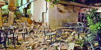Quake sparks tsunami off Greek islands, Turkey