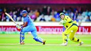 India enter Women's WC final for second time