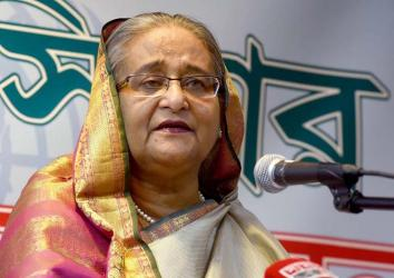 World agrees with Bangladesh on help for Rohingya refugees: Hasina
