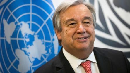 UN chief talks to PM, discusses Rohingya crisis