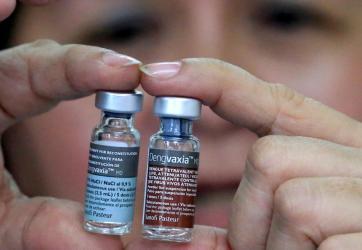 Trouble for Sanofi dengue vaccine