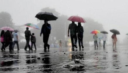 Depression in Bay triggers drizzle; Rain likely until Monday