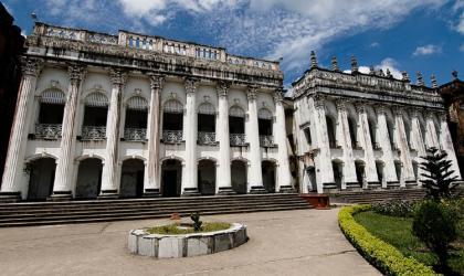 Baliati Palace in Manikganj