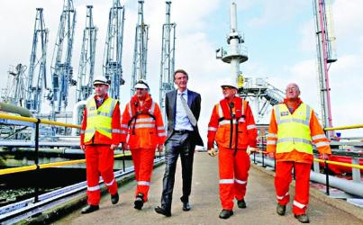 How granite led to UK oil pipeline outage