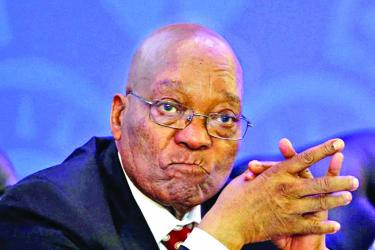 ANC said to agree on Zuma exit as South African President