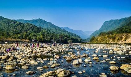 Bichanakandi a place of beauty