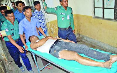 Two SSC students held over gun attack on police in Ctg