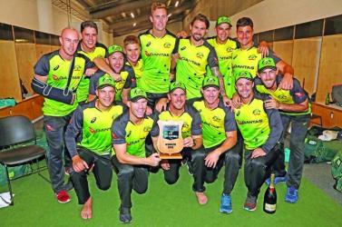 Australia down New Zealand in T20 final