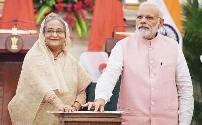 India-Bangladesh bilateral relations _ the way forward