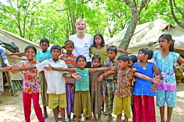 UNHCR seeks increased int\'l support for Rohingyas