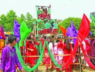 The secular spirit of Pahela Baishakh
