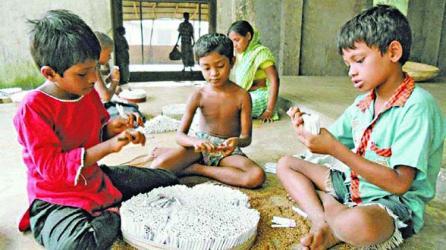 The way Bidi industry keeping slavery alive