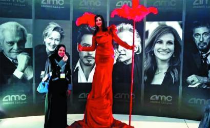 Saudi Arabia launches first new cinema