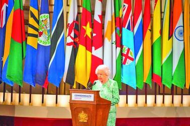 Queen puts forward son as next Commonwealth head