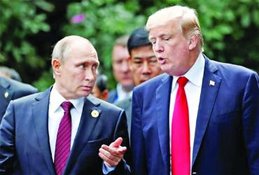 Trump invited Putin to US during phone call: Russia