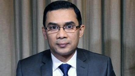 Tarique got political asylum in UK, recognises BNP