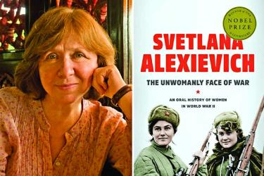 An interview with Svetlana Alexievich