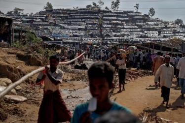 1 lakh Rohingyas to be shifted to Bhasanchar soon: PM