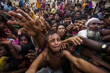 WFP welcomes new US aid for Rohingyas