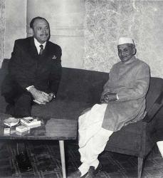 Shastri, Ayub and a war
