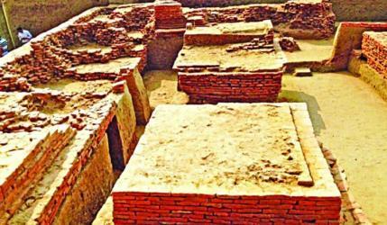 Bikrampur's historic significance