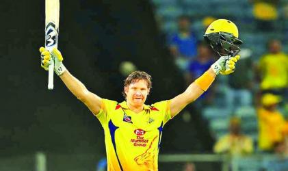 CSK clinches IPL title