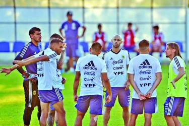 Sampaoli plans major changes to Argentina at World Cup