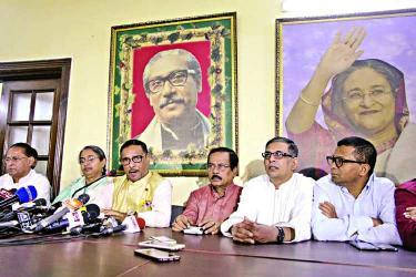 'AL no barrier to BNP regarding polls'