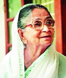 Poet Sufia Kamal\'s birth anniversary today